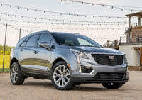 2020 Cadillac XT5, Front-quarter view, exterior, manufacturer, gallery_worthy