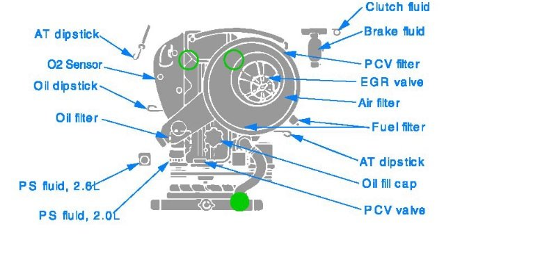 Dodge RAM 50 Pickup Questions - Where is the fuel FILTER located on a 1989  Dodge Ram 50? - CarGurusCarGurus