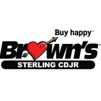 Browns Sterling Chrysler Dodge Jeep Ram logo