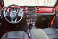 Dash area of the 2020 Jeep Wrangler Unlimited, gallery_worthy