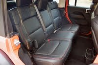 Rear seat area of the 2020 Jeep Wrangler Unlimited, interior, gallery_worthy