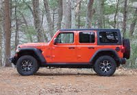 Side profile of the 2020 Jeep Wrangler Unlimited, gallery_worthy