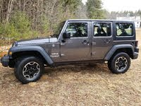 Picture of 2016 Jeep Wrangler Unlimited Sport RHD 4WD, gallery_worthy