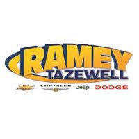 Ramey Chevrolet Chrysler Jeep Dodge RAM Tazewell logo