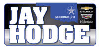 Jay Hodge Chevrolet Cadillac logo