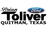 Brian Toliver Ford of Quitman logo
