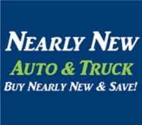 Nearly New Auto And Truck- Main St logo
