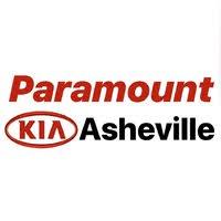 Paramount Kia of Asheville logo