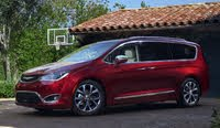 2020 Chrysler Pacifica, Front-quarter view, exterior, manufacturer, gallery_worthy