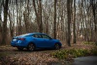 2020 Nissan Sentra SV FWD, (c) Clifford Atiyeh for CarGurus, exterior, gallery_worthy