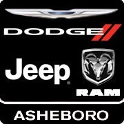 Asheboro Chrysler Dodge Jeep Ram logo