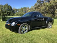 Picture of 2006 Chevrolet SSR RWD, gallery_worthy