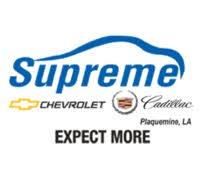 Supreme Chevrolet Cadillac of Plaquemine logo