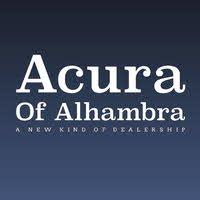 Acura of Alhambra logo