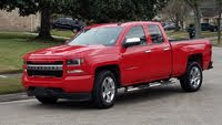 Picture of 2017 Chevrolet Silverado 1500 Custom Double Cab RWD, gallery_worthy