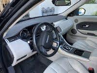 Picture of 2014 Land Rover Range Rover Evoque Pure Plus Hatchback, interior, gallery_worthy