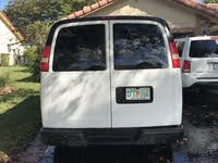 Picture of 2010 Chevrolet Express Cargo 1500 RWD, exterior, gallery_worthy
