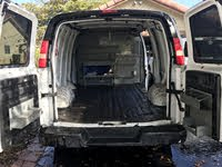 Picture of 2010 Chevrolet Express Cargo 1500 RWD, interior, gallery_worthy