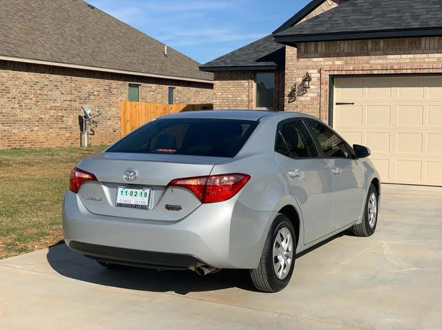 Image de 2019 Toyota Corolla L