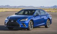 2020 Lexus ES, Front-quarter view, exterior, manufacturer, gallery_worthy