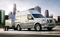 2020 Nissan NV Cargo Picture Gallery
