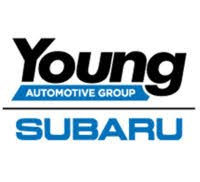 Ogden's Young Subaru logo