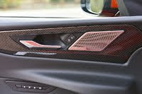 2020 Jaguar XE P300 R-Dynamic S Meridian Surround speaker grille, interior, gallery_worthy