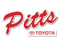 Pitts Toyota logo