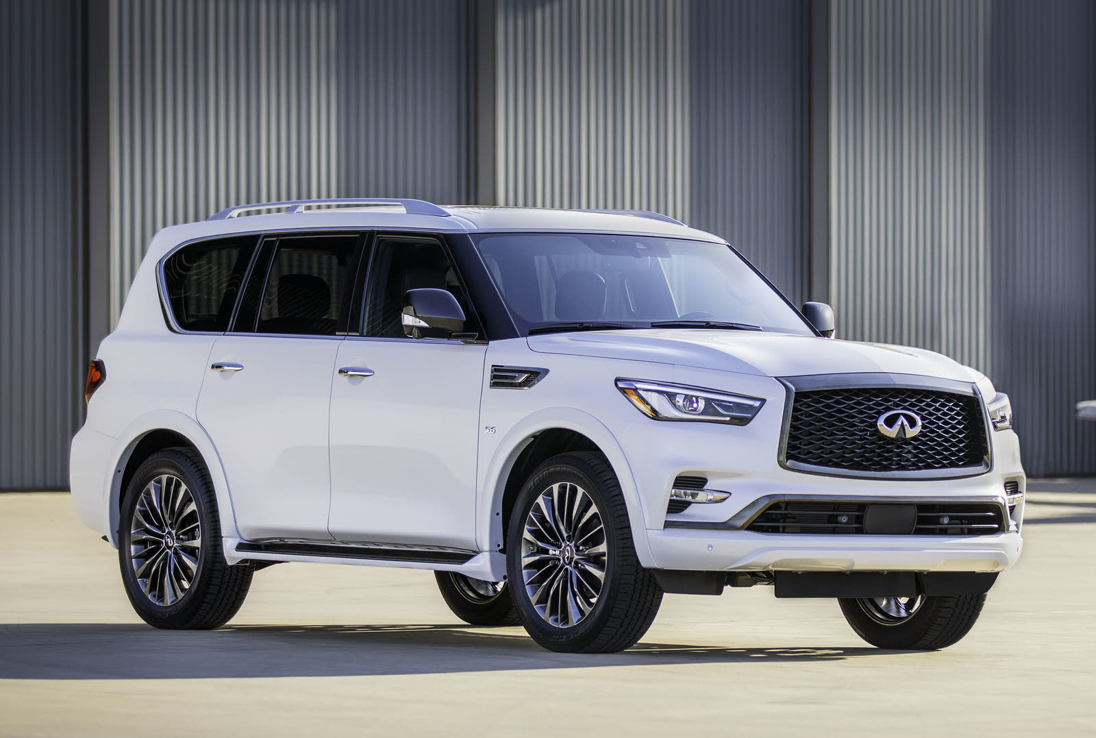 used 2020 infiniti qx80 for sale right now - cargurus