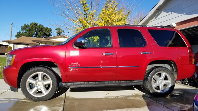 Picture of 2012 Chevrolet Tahoe LTZ 4WD