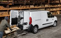 2020 RAM ProMaster City, A rear-quarter view, exterior, manufacturer, gallery_worthy