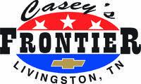 Casey's Frontier Chevrolet, Livingston logo