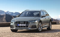 2020 Audi A6 Allroad Picture Gallery