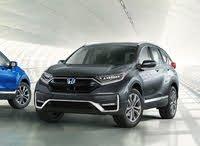 2020 Honda CR-V Hybrid, Front-quarter view, exterior, manufacturer, gallery_worthy