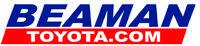 Beaman Toyota logo