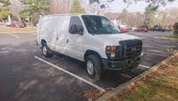 Picture of 2010 Ford E-Series E-350 Super Duty Cargo Van, exterior, gallery_worthy