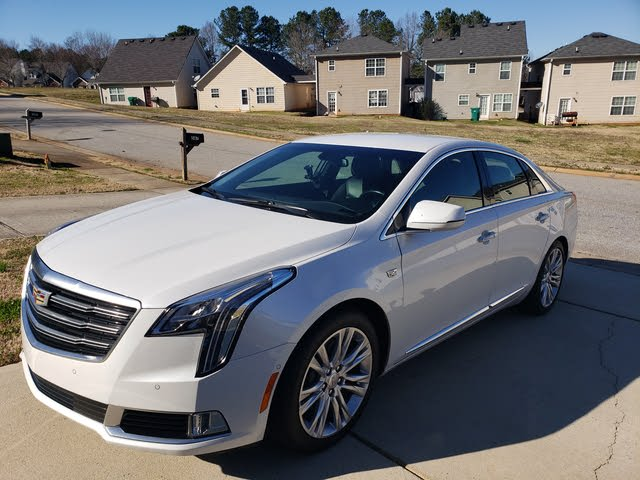 Picture of 2019 Cadillac XTS Luxury FWD