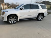Picture of 2018 Cadillac Escalade Premium Luxury 4WD, exterior, gallery_worthy