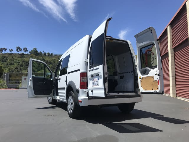 Picture of 2011 Ford Transit Connect Cargo XLT FWD with Rear Glass