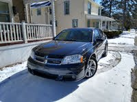 Picture of 2012 Dodge Avenger SXT Plus FWD, exterior, gallery_worthy