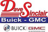Dave Sinclair Buick GMC logo