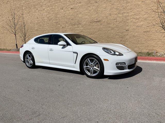 Image de 2013 Porsche Panamera 4S