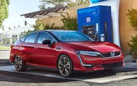 Honda Clarity Fuel Cell Overview