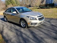 Picture of 2016 Chevrolet Cruze LS Sedan FWD, exterior, gallery_worthy
