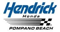 Hendrick Honda Pompano Beach logo