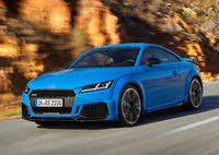 2020 Audi TT RS, Front-quarter view, exterior, manufacturer, gallery_worthy