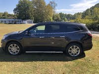 Picture of 2015 Chevrolet Traverse 1LT AWD, exterior, gallery_worthy