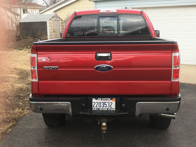 Picture of 2012 Ford F-150 XLT 4WD