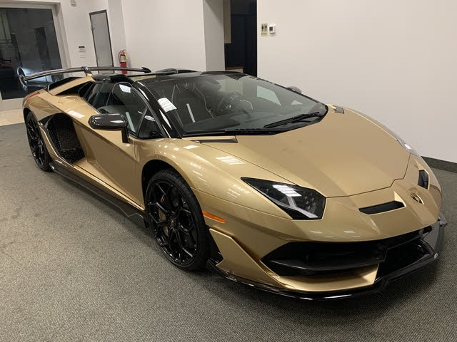 Picture of 2020 Lamborghini Aventador LP 770-4 SVJ Coupe AWD