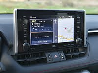 2020 Toyota RAV4 Infotainment System Home Screen, gallery_worthy